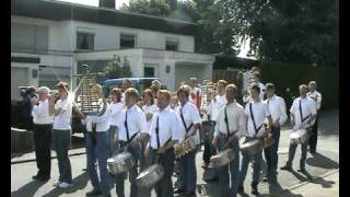 """Spielmannszug Frankenhausen, """"Mit Sang und Klang"""" / Marching Band, Germany"""