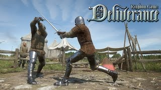 Kingdom Come: Deliverance (v0.4 Alpha) - Combat & Quests