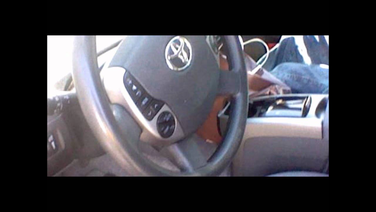 how to set up your 2004 2009 toyota prius smart key to open all the