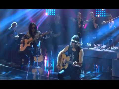 Scorpions - Passion Rules The Game 2014 music