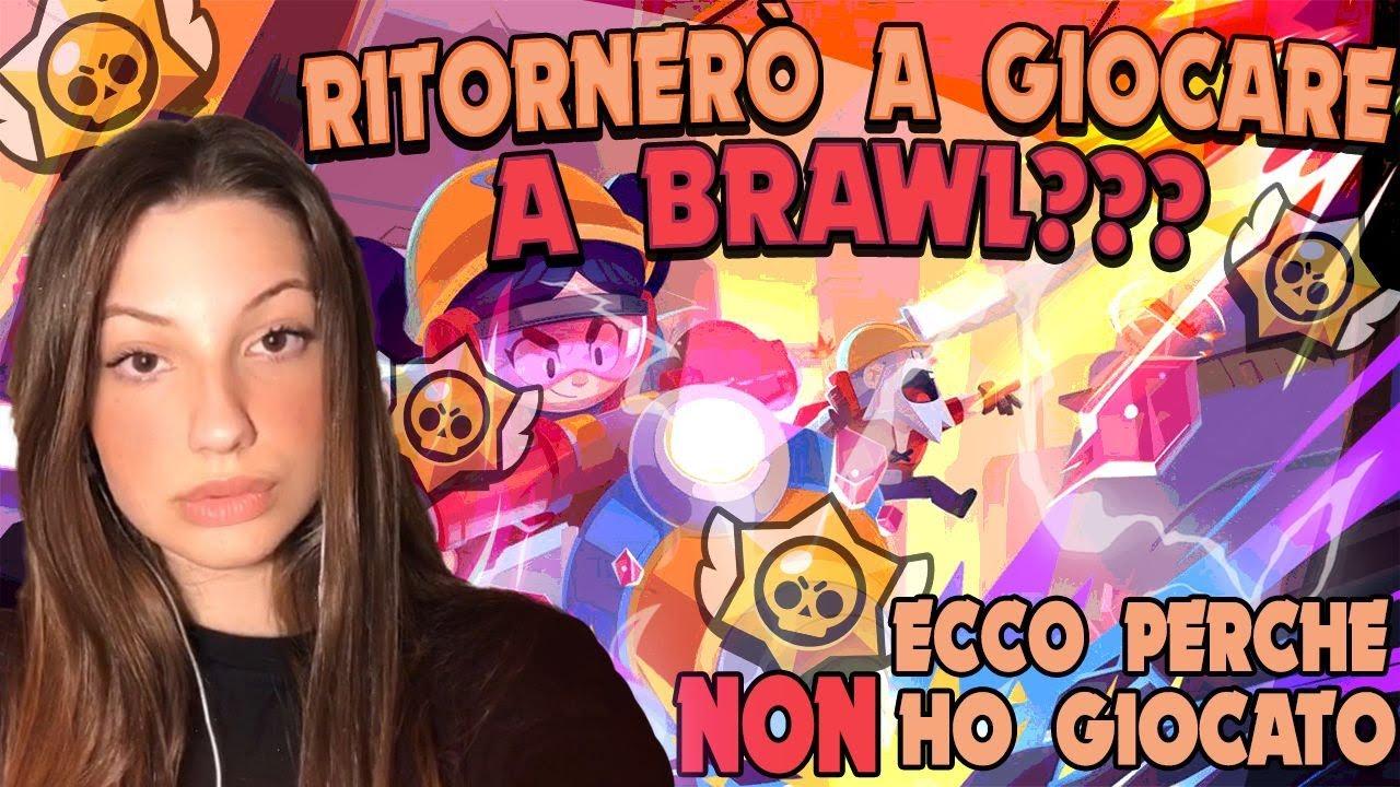 TORNERO' A GIOCARE A BRAWL??! BRAWL STARS ITA