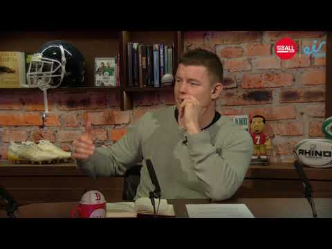 Brian O'Driscoll breaks down Jacob Stockdale's try against the All Blacks
