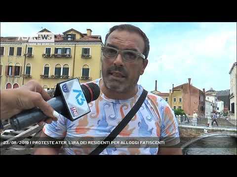 23/08/2019 | PROTESTE ATER, L'IRA DEI RESIDENTI PE...