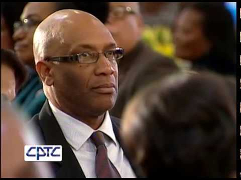National Leadership Prayer Breakfast Keynote Address - The Hon Rev Dr Burchell Taylor (2017)