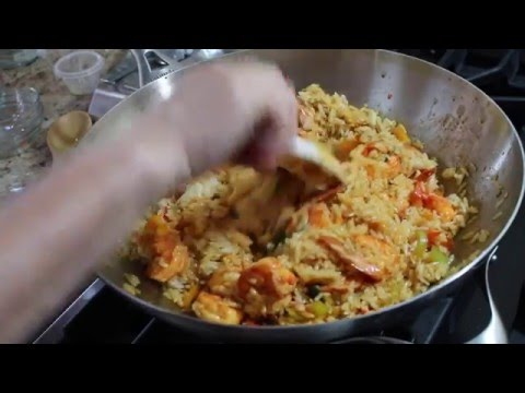 Easy Yellow Rice Recipe