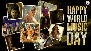 World Music Day 2016 | Zee Music Company | Its all about 🎵MUSIC🎵
