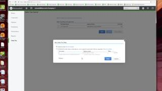 Adding a New Sales Tax Rate in QuickBooks