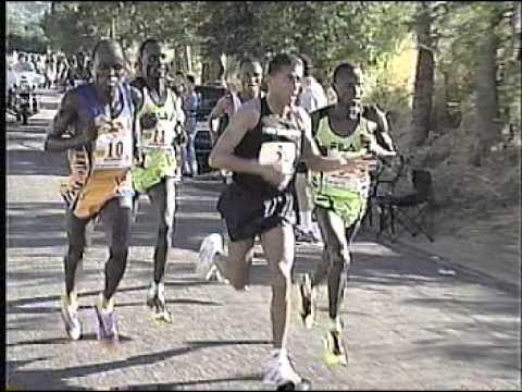 Khalid Khannouchi 2000 San Blas Half-Marathon