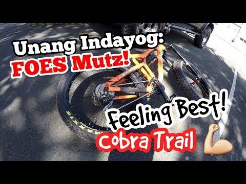 "Feeling Best ""filinvest"" Trails! (COBRA), Foes Mutz, Salsa Bucksaw Carbon Initial Ride Shootout!"