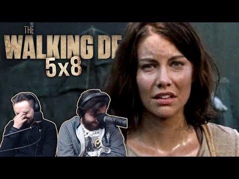 The Walking Dead Season 5 Episode 8 Reaction