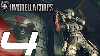 Resident Evil Umbrella Corps - Multiplayer Online Gameplay Part 4 - One Life & Multi-Mission