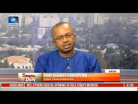 Nigeria's Executive Is More Corrupt Than Any Other Arm Of Government - Legal Practitioner Pt 1