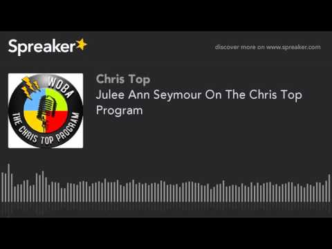 Julee Ann Seymour On The Chris Top Program