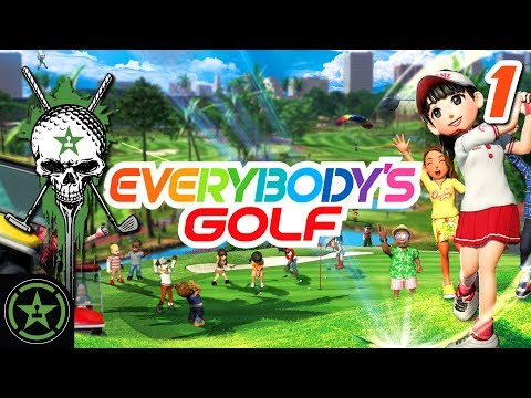 Fore Honor - Everybody's Golf (#1)