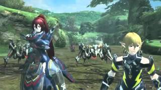 Live Streaming From Rapid Chronicles - Phantasy Star Online 2 Open Beta Tutorial Mission