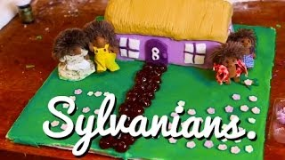 Sylvanian Family Birthday Cake - Crumbs