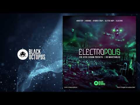 Electropolis Xfer Serum presets