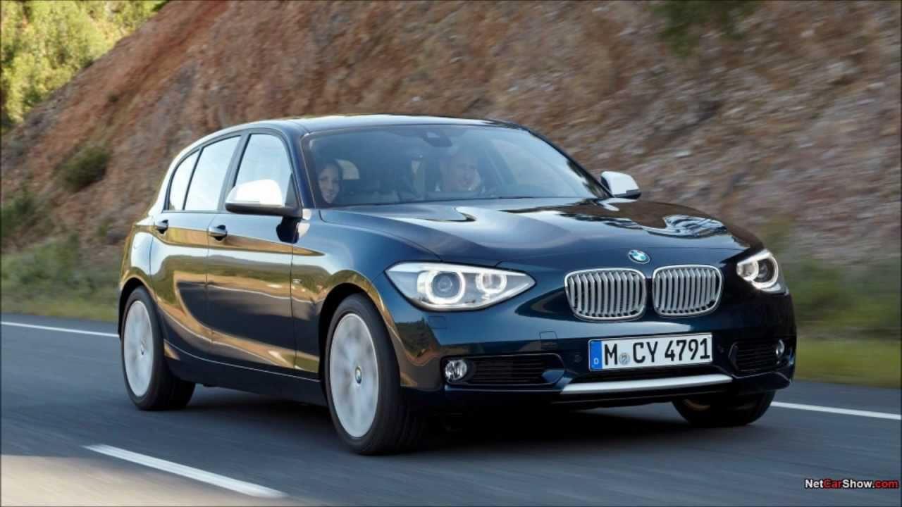 2012 BMW 1-Series Exterior [120d&116i] (HD) - YouTube