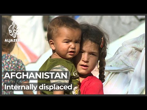 Kabul overwhelmed by internally displaced