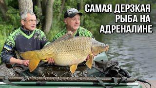 Держи удилище крепче Рыбалка на Адреналине Карпфишинг