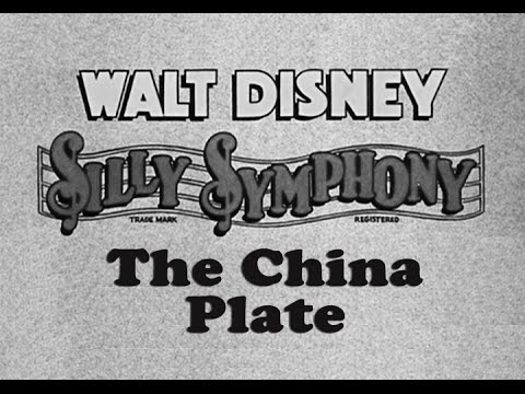 The China Plate (1931) Silly Symphony