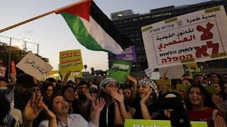 Israeli-Arab Protest Against Nation-State Law Draws Heavy Criticism