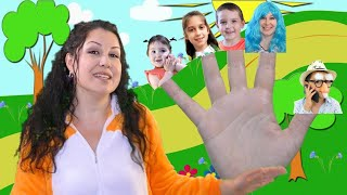 Daddy Finger color song| Nursery Rhymes & Kids Song