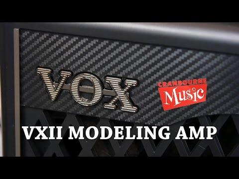VOX VXII Modelling Amp