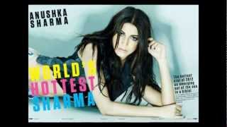 Anushka Sharma features in FHM magazine india ! - Photoshoot