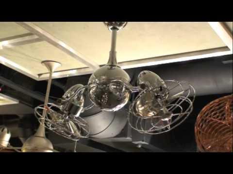 Matthew's Fan Company-Acqua