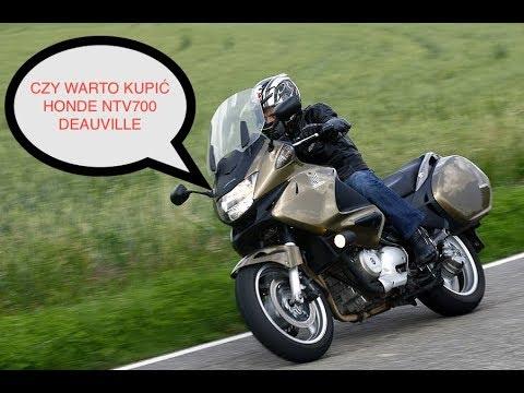 Czy warto kupić Honde Deauville NTV700