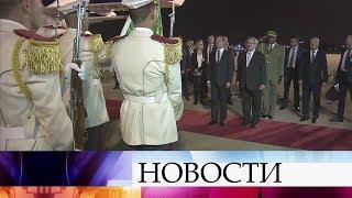 Дмитрий Медведев вАлжире обсудит совместные проекты двух стран.