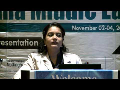 Sridevi Chigurupati | Malaysia | Pharma Middle East 2015| Conference Series LLC