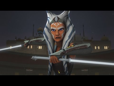 Trailer do filme Star Wars Rebels: A Fagulha de uma Rebelião