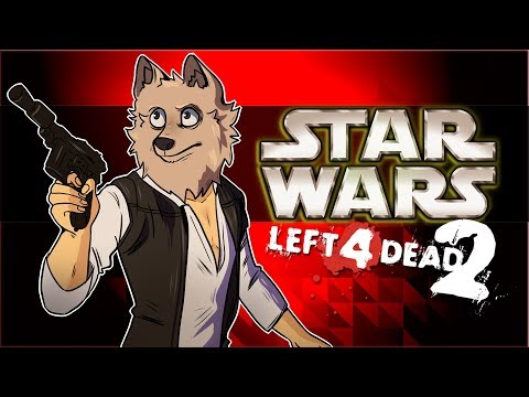 L4D2: Star Wars Zombies Episode XII - The Search For the Lost Revenue (Left 4 Dead 2 Comedy Gaming)