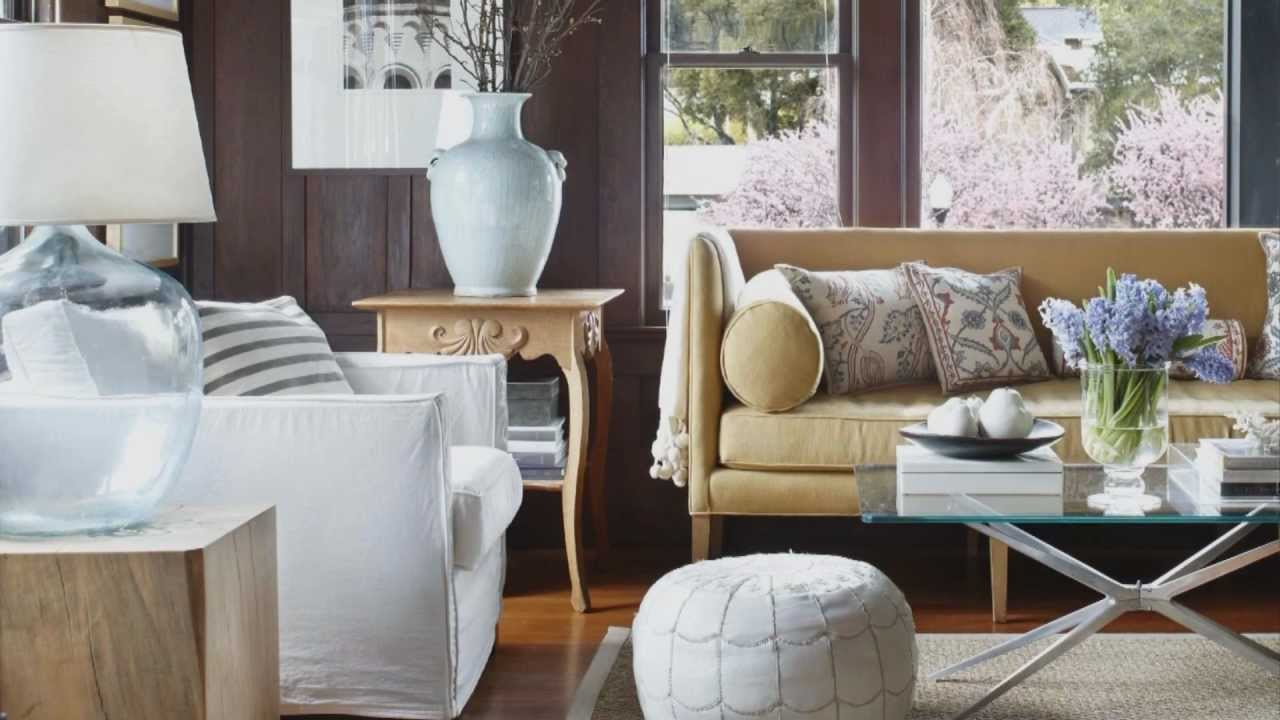 How to Arrange a Living Room - YouTube