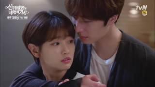 Cinderella With Four Knights Kiss Scene & Romantic Scene   Korean Kiss Scene