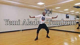 Yemi Alade - Tumbum (Official Dance Video) | Meka Oku Choreography