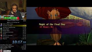 The Legend of Zelda: Majora's Mask Any% Speedrun (New Route 1:20:34)