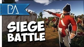 TAKE THE WALLS! Siege Battle Event - Holdfast: Nations at War Gameplay