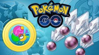 Die 5 garantierten Sinnoh-Steine sind 5 garantierte Sinnoh-Steine | Pokémon GO Deutsch #862
