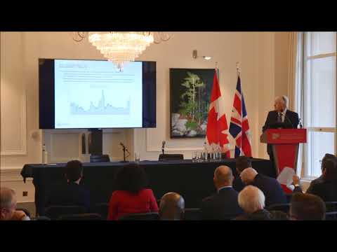 Fortune Minerals investor presentation by Robin Goad at CMS 2018
