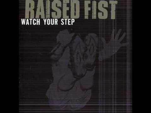 raised fist - untruth