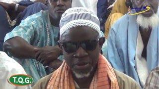 Julli Ajuma Touba Alieu du 22 04 2016 sur les calamités et accidents naturelles causes et remèdes