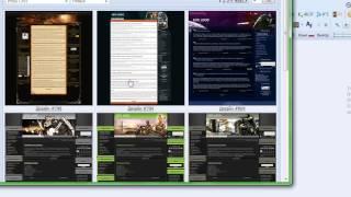 Видео Урок как создать сайт бесплатно Ucoz