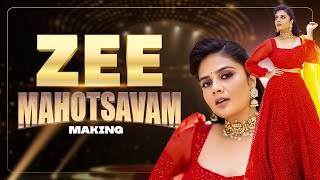 "ZEE Mahotsavam ""MAKING"" 