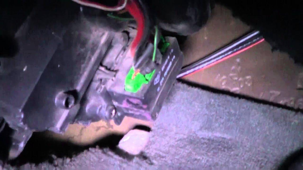 ремонт насоса подвески ситроен с5 часть 3 (дополнение)