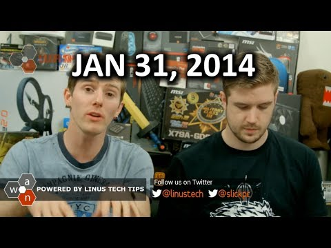 The WAN Show: AMD Mantle, Phone Bloatware Banned, Source Engine 2,  Jan 31th, 2014