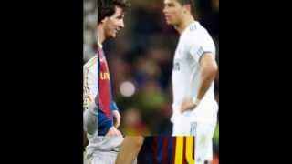 FCB vs Real Madrid - Lionel Messi vs CR7