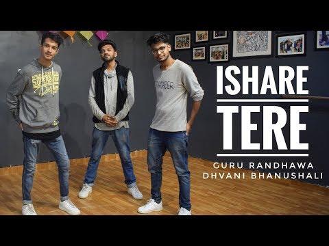 Ishare Tere | Guru Randhawa | Dhvani Bhanushali | Dance Cover By Shishir Diwakar